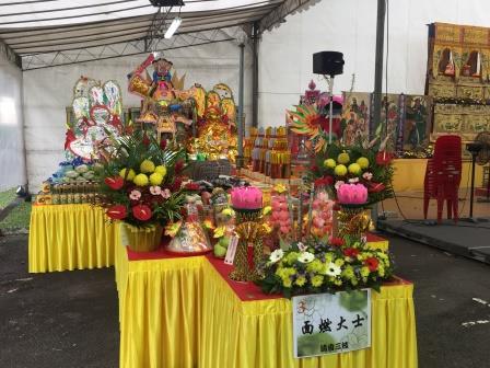 2016梁皇宝忏超渡法会