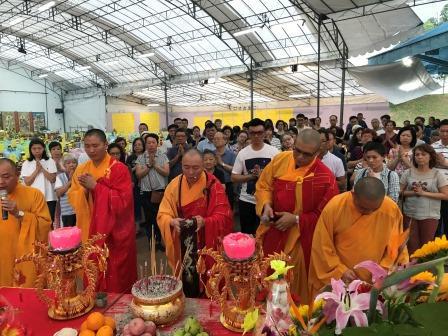 Enlightenment Ceremony 2018