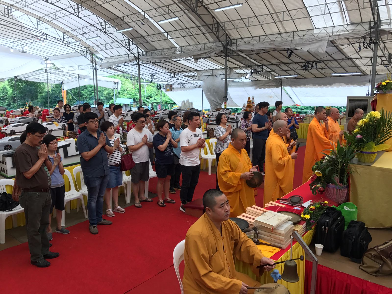 Enlightenment Ceremony 2017